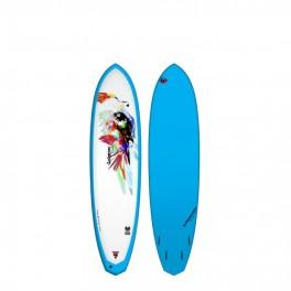 Surfactory 7'2 malibu